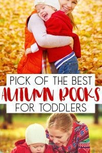 Pick the best fall books for toddlers with some fun fiction and non-fiction books about leaves, the changing seasons, and the animals that show up as the seasons change.