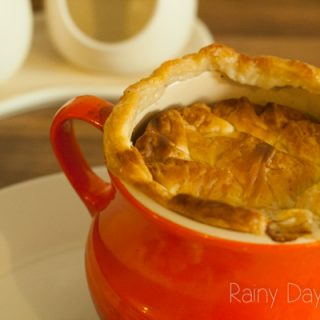 Easy Chicken Pot Pie Recipe quick Christmas Eve Dinner Idea for Families