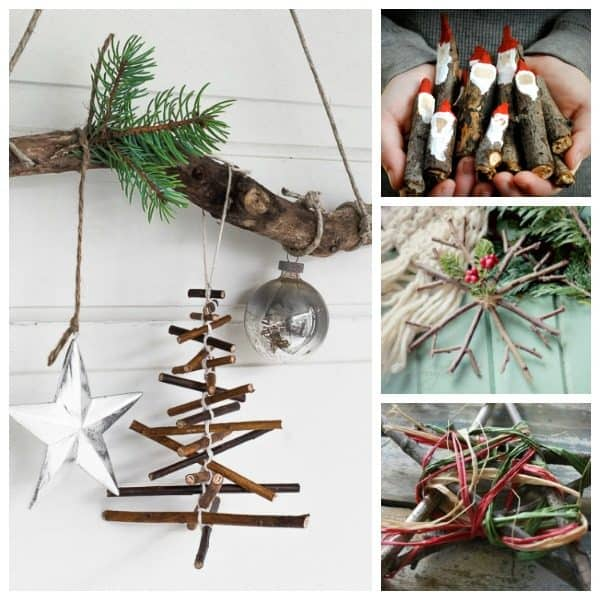 Twig Decorations Home Design