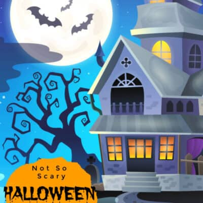 Best Halloween Books for Toddlers and You To Read Together