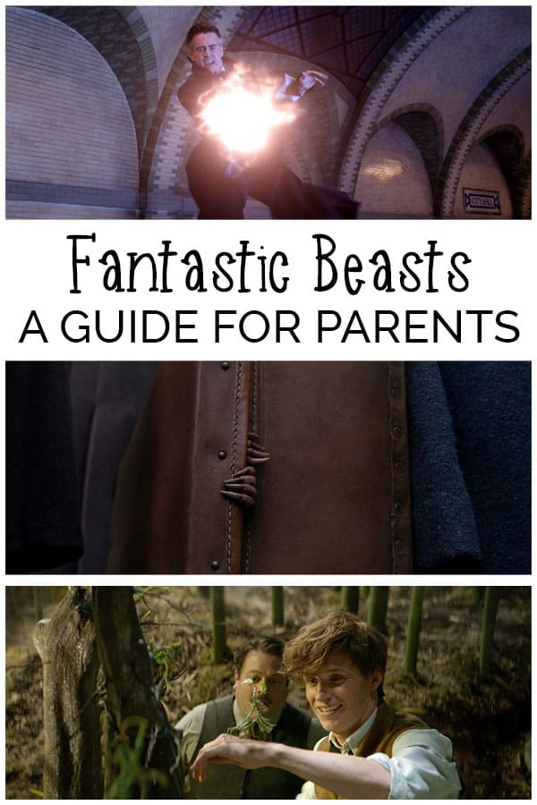 Fantastic Beasts – A guide for Parents
