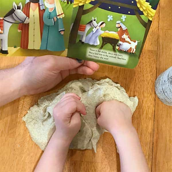Nativity Story Inspired Crafts and Activities for Kids. Way to help children understand the meaning behind Christmas
