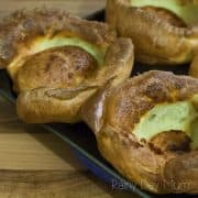 Cook the perfect Yorkshire Pudding every time with this recipe that works a treat. This classic British dish is perfect with roast beef.