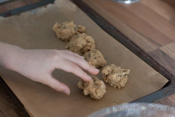 Easy rock cakes recipes for kids to make