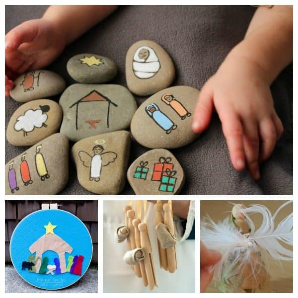 Ideas for you on activities and crafts for The Nativity Story that you can help your children understand the true meaning of The Christmas Story.