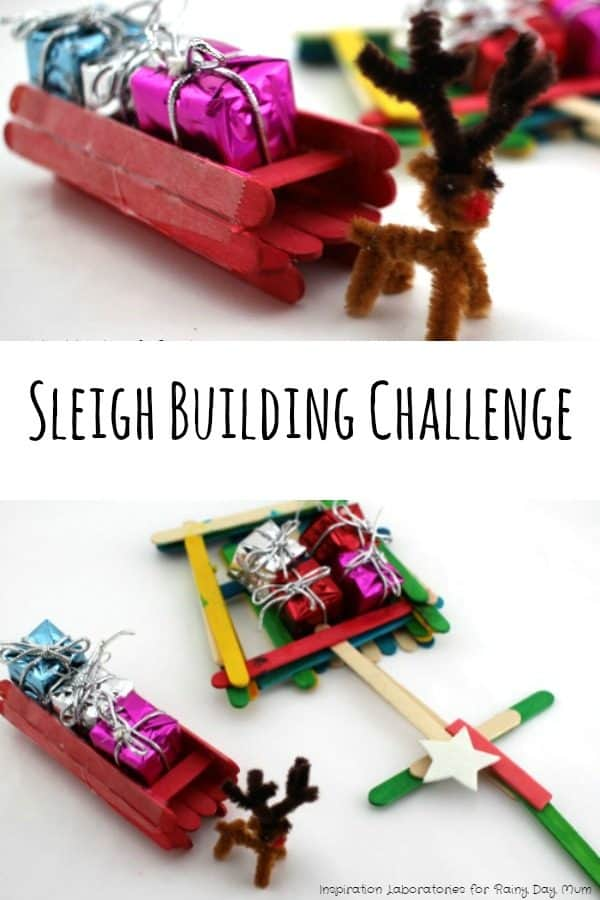 Sleigh Building Challenege