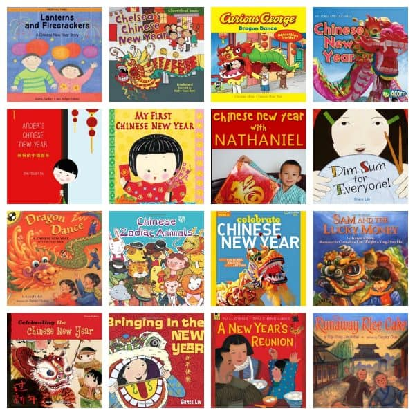Book list of Chinese New Year Books for Toddlers and Preschoolers as well. Celebrate this festival by selecting and adding a couple to your bookshelf.