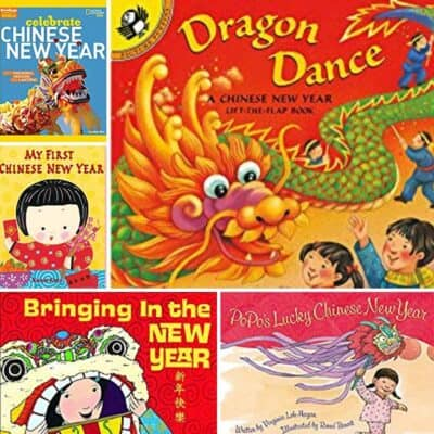 Chinese New Year Books for Toddlers and Preschoolers