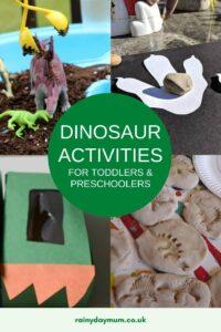 dinosaur fun for tots