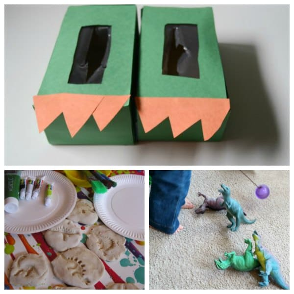 The Big List Of Dinosaur Crafts And Activities For Kids