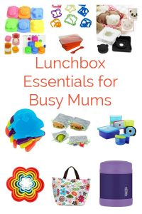 Make your mornings easier by having everything you need to hand for the day with these lunchbox essentials for busy moms that you can't do without