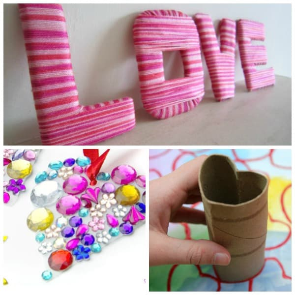 Easy Crafts for Kids to Make for Valentine's Day