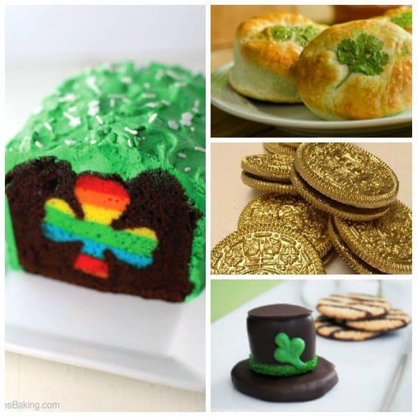 Celebrate St Patrick's Day with these delicious recipes for different occasions, a family meal, a cocktail party, or your kids party these are made to eat.