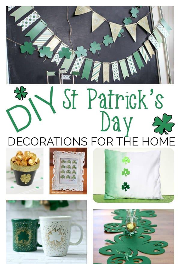 DIY St Patrick's Day Decorations