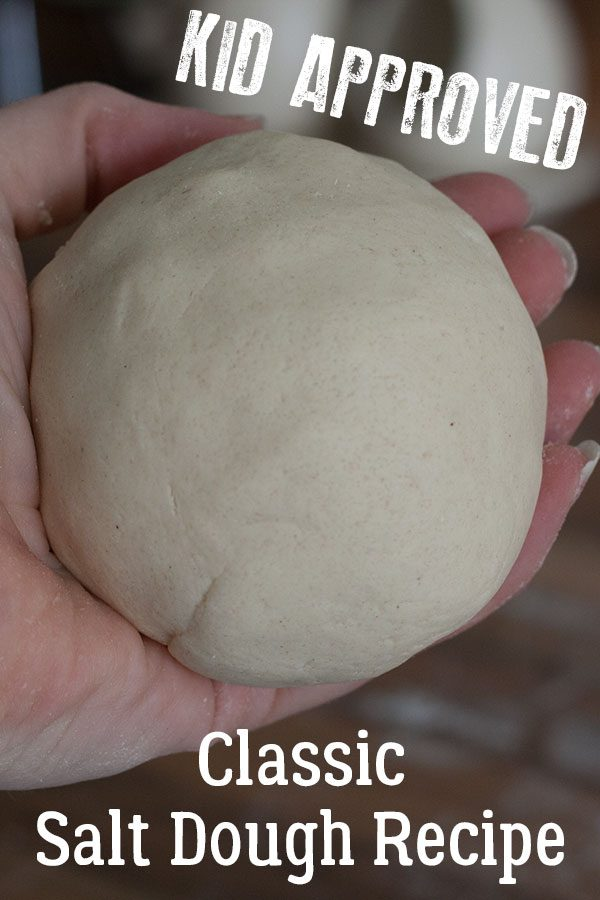 Classic Salt Dough Recipe