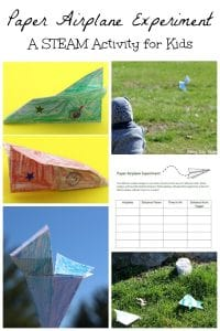 Research, design, make, decorate & fly your own paper planes in this STEAM challenge for kids. Will yours go the furthest, fly the longest, hit the target