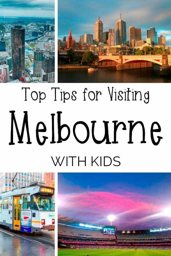 Top Tips for Visiting Melbourne With Kids