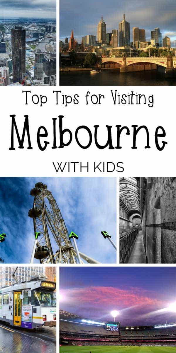 The lowdown on the five best things to do with Kids in Melbourne from a resident. What can't be missed and top visitor tips for those destinations.
