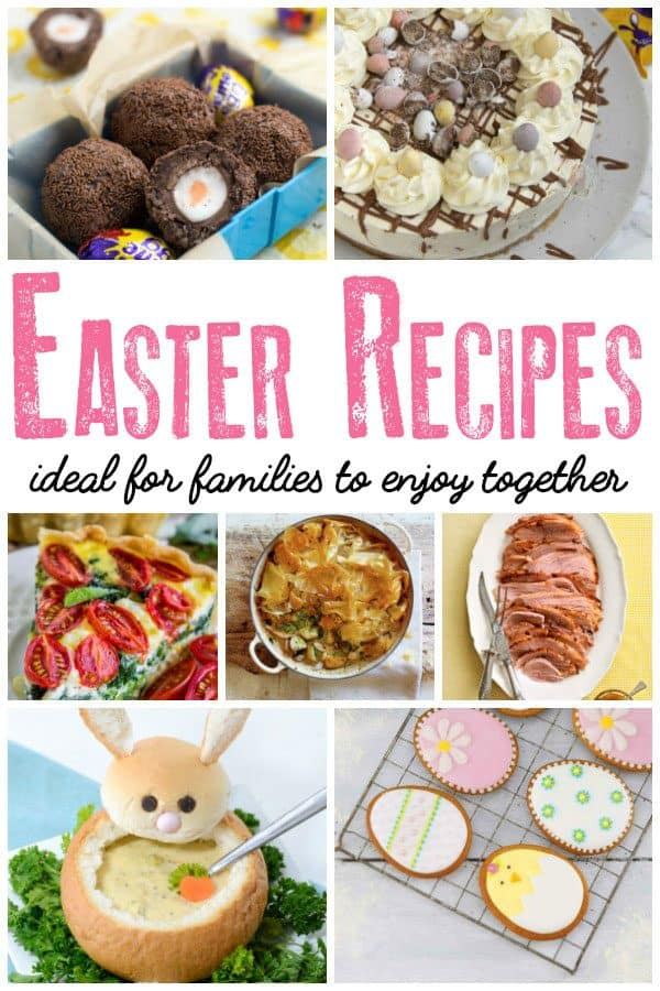 Easter Recipes for Families