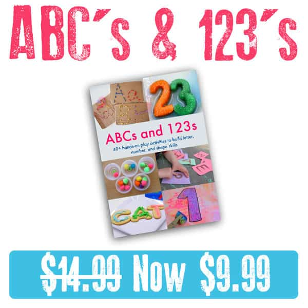 ABC's and 123's Ebook Sale