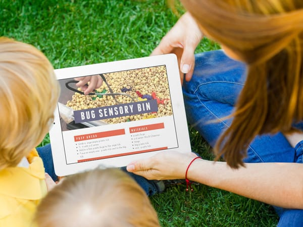 Discover how you can have fun with your kids this summer when you register to join our Virtual Book Club for Kids Summer Camp. Become a member and get access to all the plans, supply lists and more you need to spend quality time with your kids this year for toddlers, preschoolers and school kids.