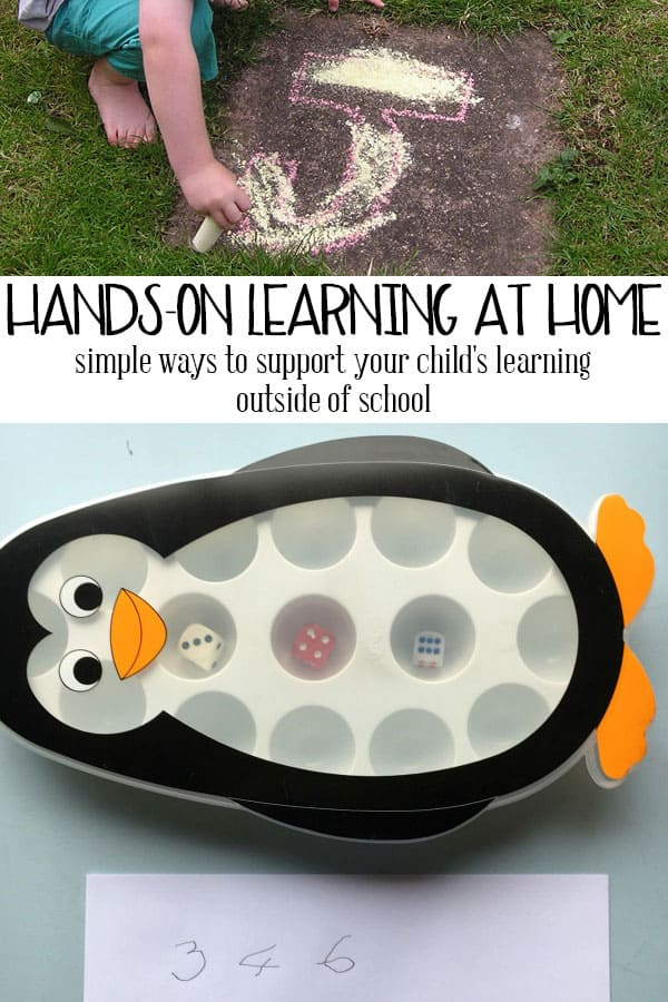 How Hands-on Learning can Support your Child at Home