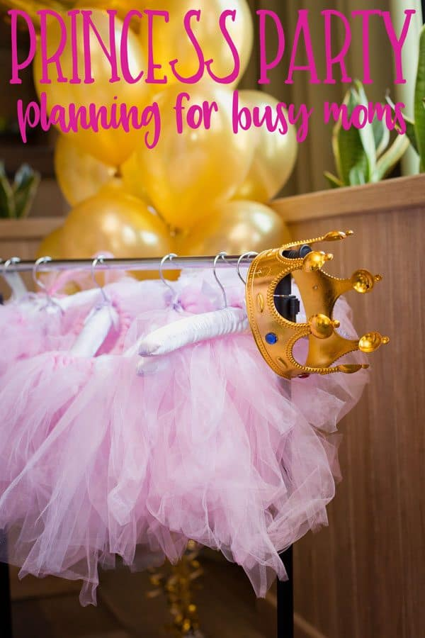 Plan and hold your perfect Princess Party for your child and her friends with our Busy Moms Planning Guide with inspiration and helpful tips.