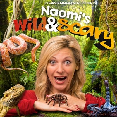 Overcoming Fears with the Educationally Entertaining threatre show with Naomi Wiilkinson