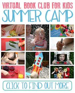 Virtual Book Club for Kids Summer Camp 2017