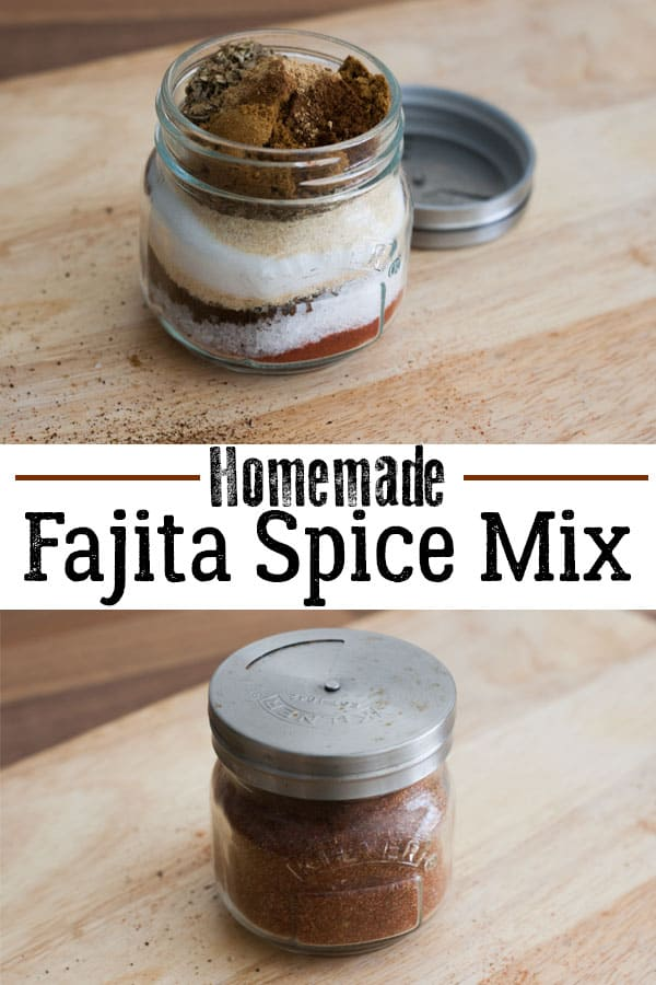 Delicious and easy to make spice mix for fajitas, tacos and BBQ seasoning or any time you want a Mexican-Inspired meal to share.