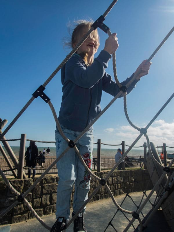Take advantage of day returns with Southeastern from London and discover the gem that is Hastings on the Sussex coast and what it has to offer families.