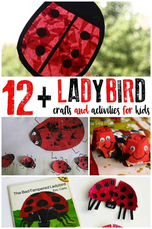 Ladybird Crafts and Activities