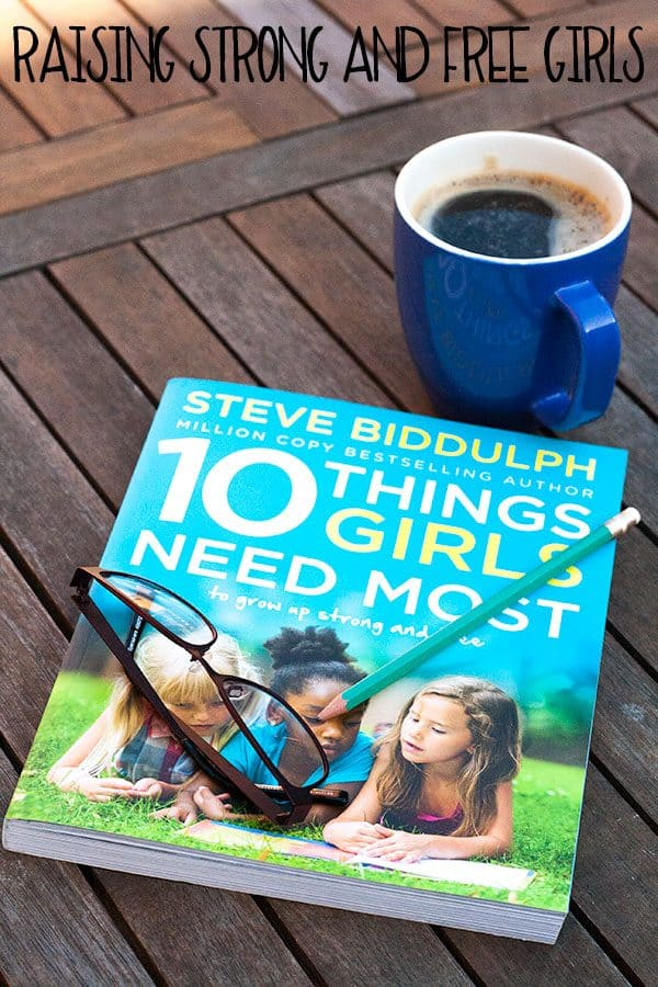 Review of the book 10 Things Girls Need Most from a mother of girls and teacher from an all girls high school.