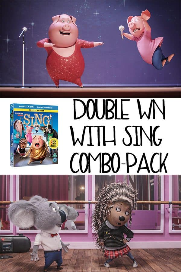 Double up with SING and Win!