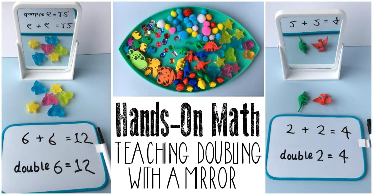 Hands-on Maths How to Teach Doubling