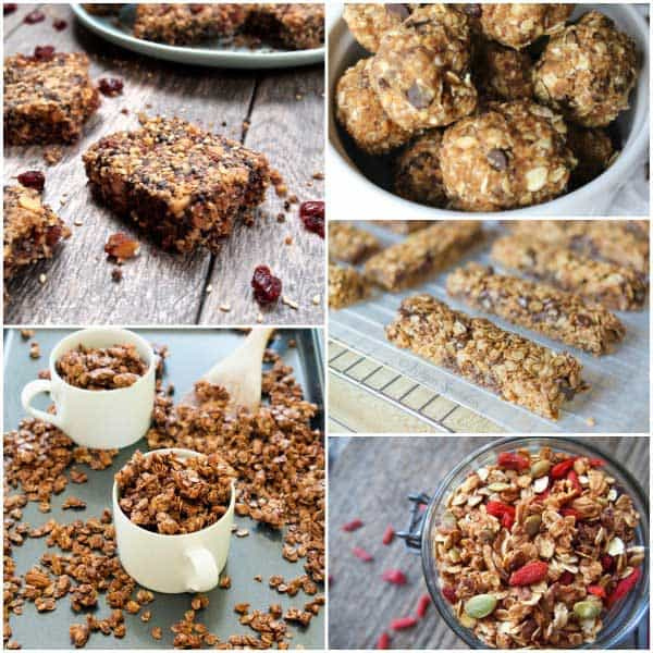 Keep up your energy levels on your next family hike with these 20+ healthy snack recipes that the whole clan will enjoy to eat.