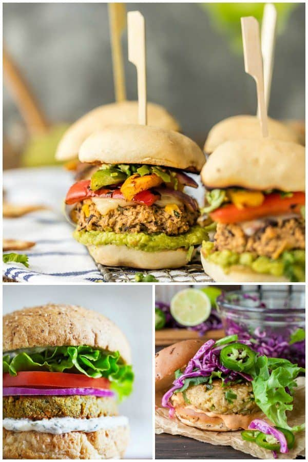 Delicious homemade burger recipes to suit every taste ideal to throw on the grill this summer including vegetarian options and more.