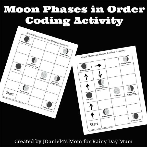 Coding the Moon