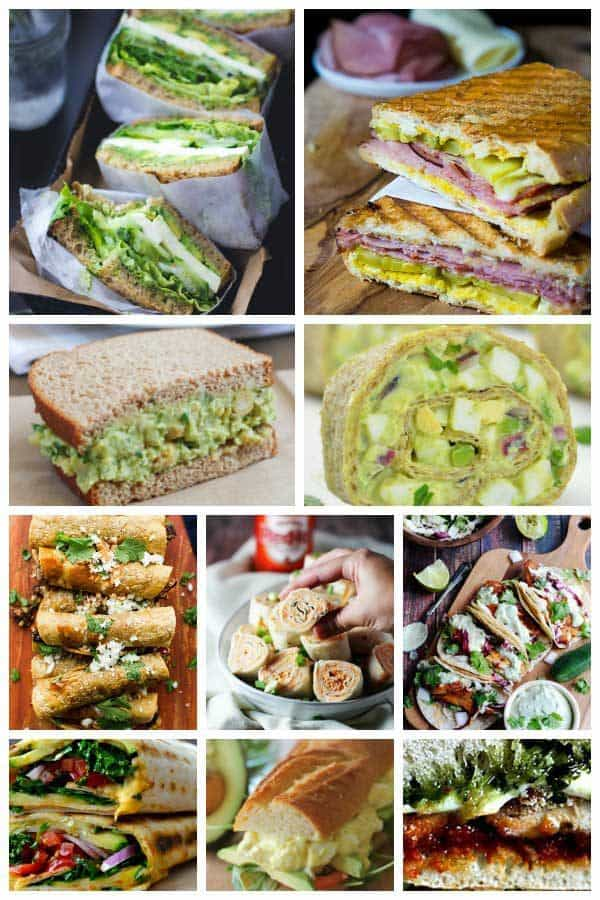 Delicious Recipes for Summer Lunches whether you are eating alone or have guests over there is something to put together to enjoy.
