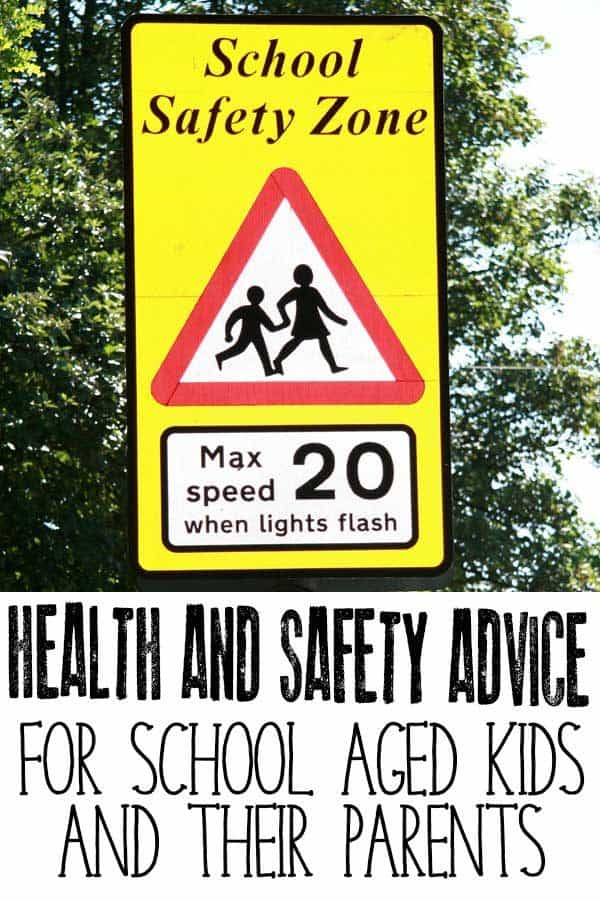Keep healthy and safe this school year with tips on beating cold and flu season, road and bike safety, as well as staying safe online and out and about.