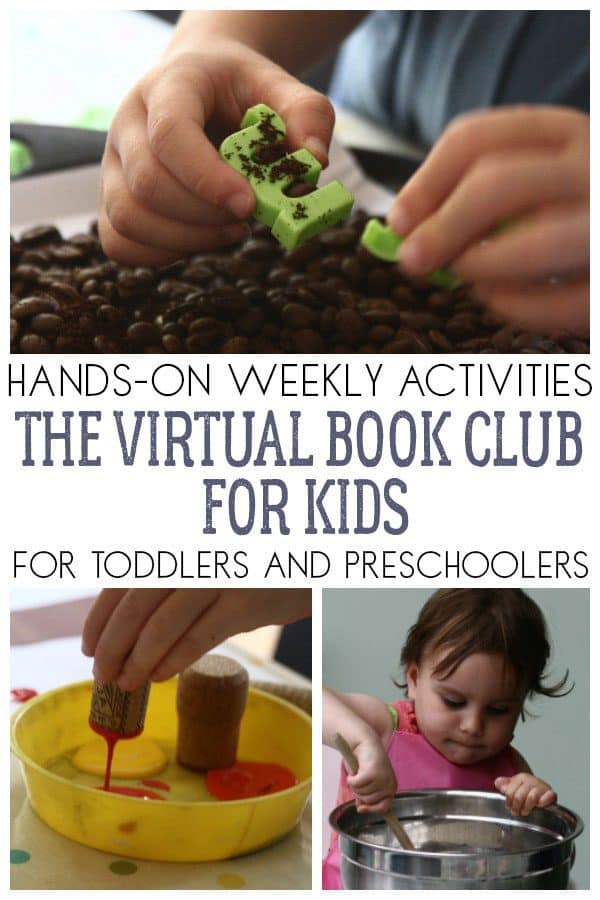 The Virtual Book Club for Kids