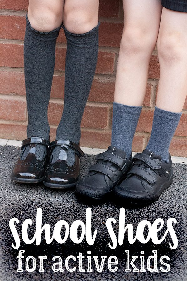 School Shoes for Active Kids