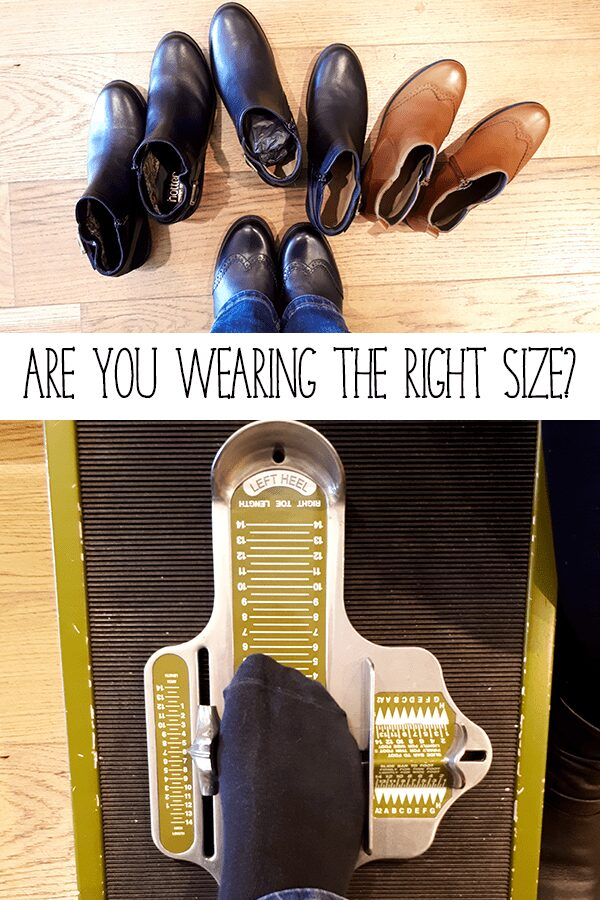 Are you wearing the right size shoes? Check out Hotter's Fit Fortnight and make sure that your feet are taken care of this autumn and winter.