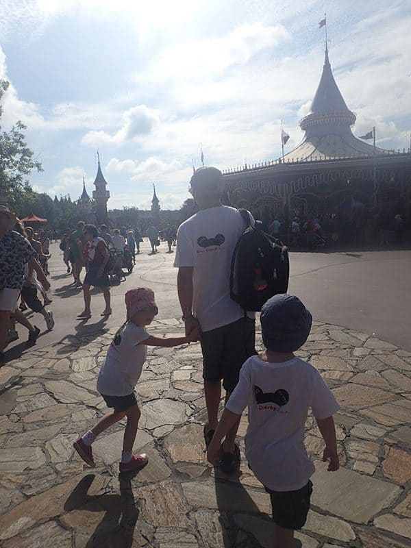 A look at whether your kids and family will need a stroller for your next Walt Disney World Trip from a family that have visited with preschoolers.