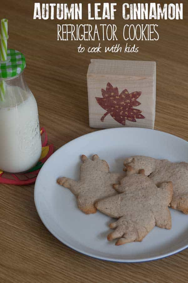Cinnamon Leaf Cookie Recipe