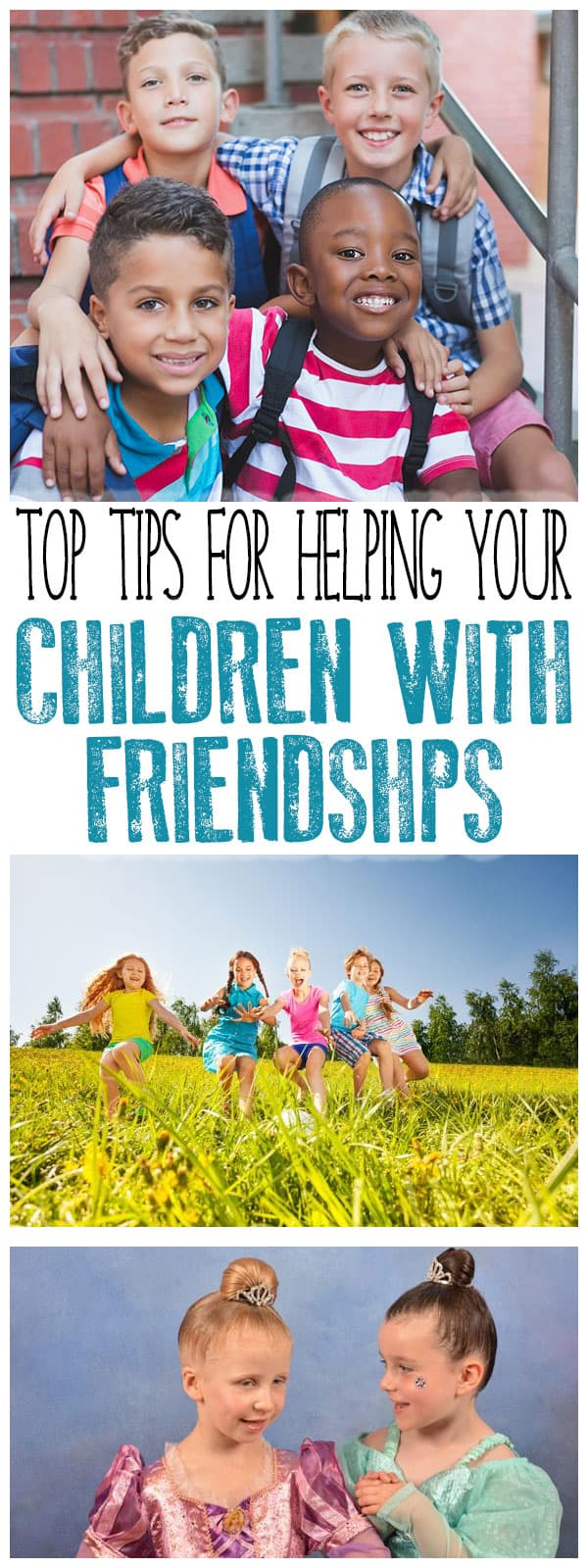 Help your child form meaningful and good friendships and navigate one of the hardest aspects of school social life with these top tips for parents.