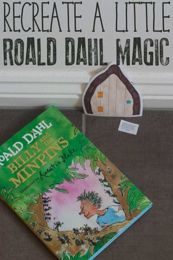 Become one of Roald Dahl's Sparkley Parents and recreate a little of the magic that he shared with his children with these simple ideas for Little Heroes.