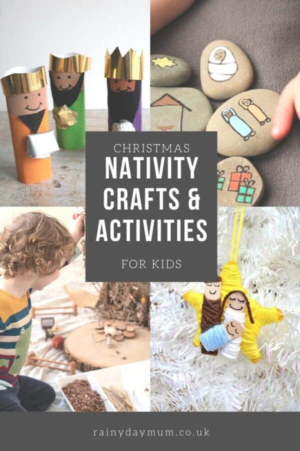 Christmas Crafts for Kids Nativity Story Activities and Craft for Kids