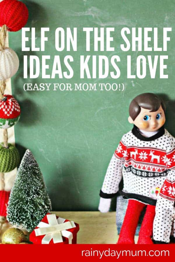 Elf on the Shelf Ideas for Family Fun this Christmas