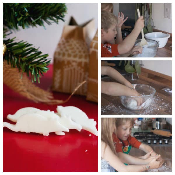 Easy no-cook recipe for traditional Peppermint Creams ideal for Kids to make and give to friends and family this Christmas.